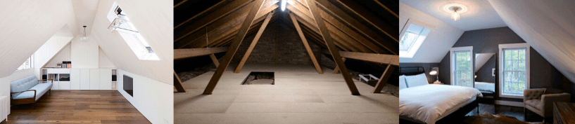 Convert your loft to free up more space